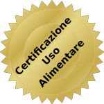 certificato uso alimentare