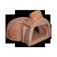 TC 80 Terracotta trasp q